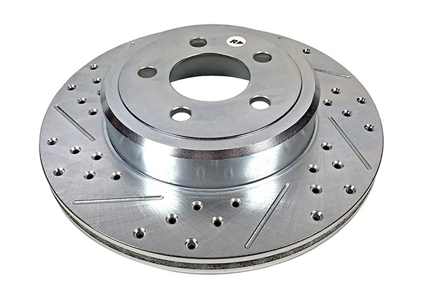 Baer Sport Rotors, Rear, Fits Various Chrysler and Dodge Applications