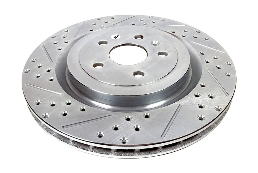 Baer Sport Rotors, Rear, Fits Various Cadillac and Chevrolet Applications