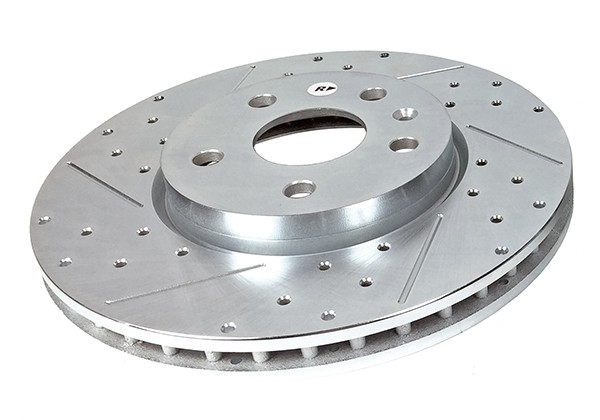 Baer Sport Rotors, Front, Fits Various Buick and Chevrolet Applications