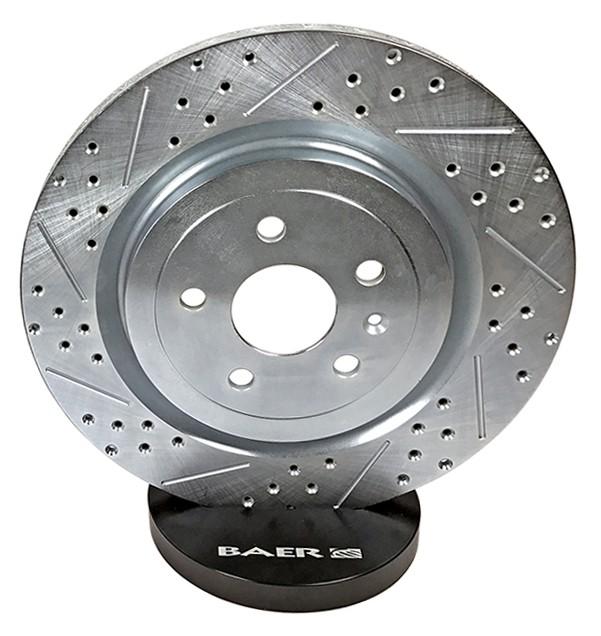 Baer Sport Rotors, Front, Fits 92-98 Lexus SC 300