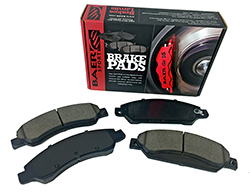 Baer Sport Pads, Front, Fits Various GM Applications