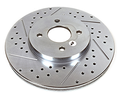 Baer Sport Rotors, Front, Fits 02-04 Ford Focus SVT Applications