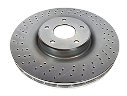 Baer Sport Rotors, Front, Fits Various Cadillac and Chevrolet Applications