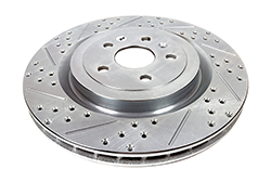 Baer Sport Rotors, Rear, Fits Various Cadillac and Chevrolet Applications
